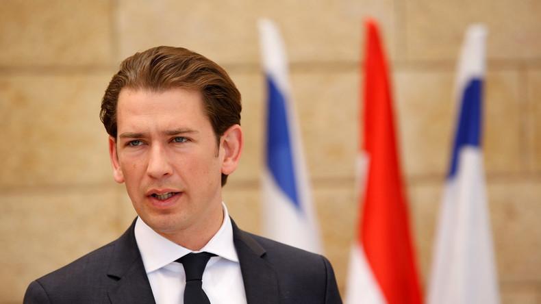 Österreichs Kanzler Kurz erhält Morddrohungen nach Schließung von Moscheen (Video)