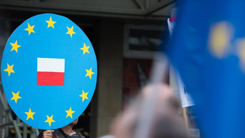 EU-Kommission treibt Rechtsstaatsverfahren gegen Polen voran