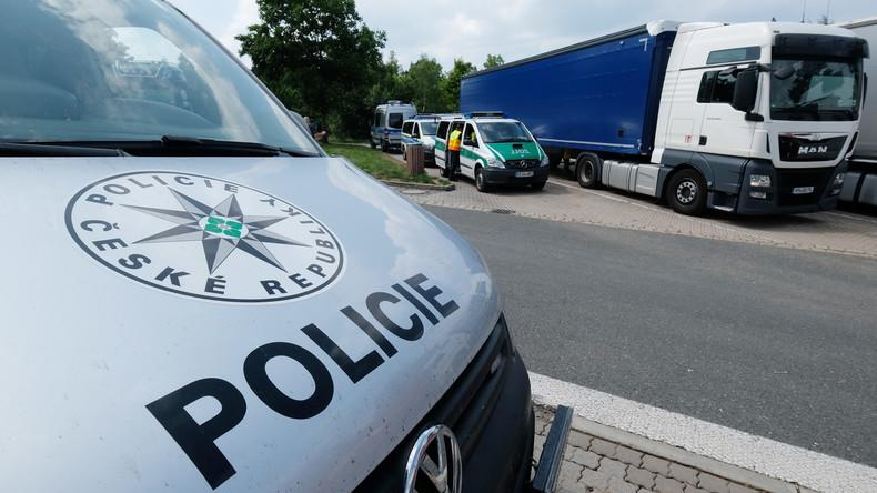 Tschechische Polizei hebt mehr als 260 Crystal-Labore aus