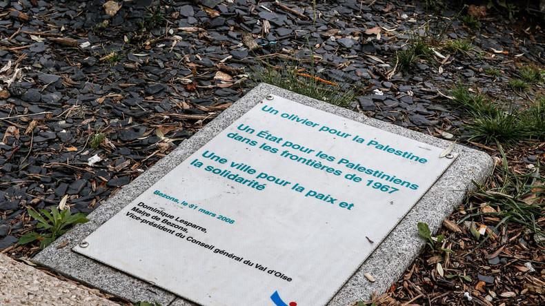 Pariser Vorort benennt Straße zum Gedenken an vertriebene Palästinenser um - Juden empört