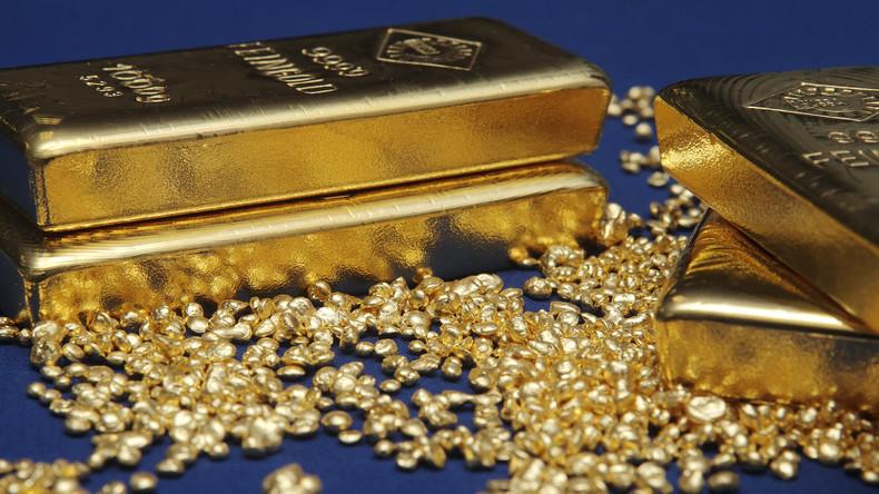 US-Druck auf Goldpreis erlaubt Russland und China Erwerb von echtem Gold zu Diskontpreisen