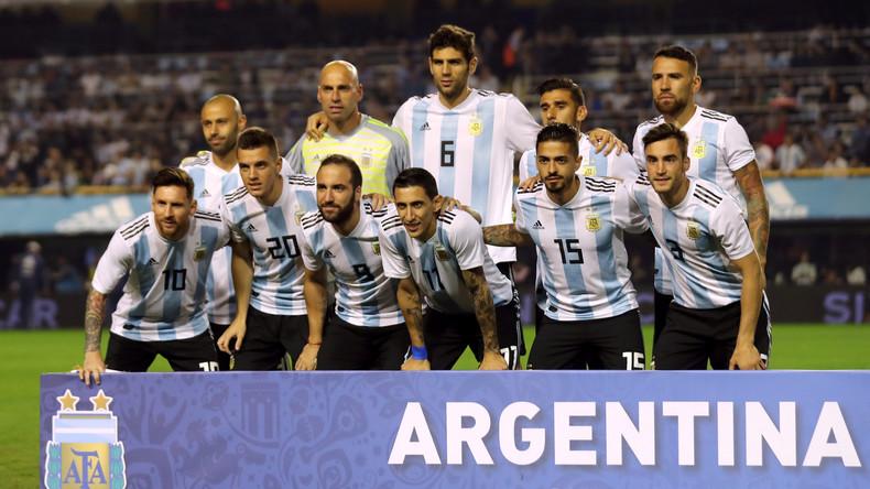 Lieber Spiele als Brot: Argentinische Häftlinge treten in Hungerstreik, um WM schauen zu dürfen