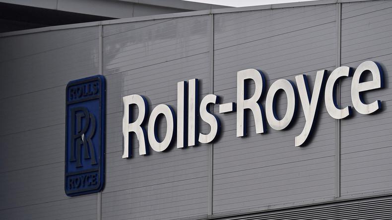 Triebwerksbauer Rolls-Royce streicht weitere 4.600 Jobs