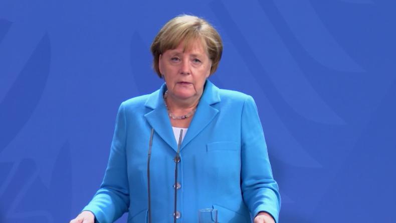 """Merkel: """"Müssen mit verschiedenen Herkunftsländern der Flüchtlinge und Migranten sprechen"""""""