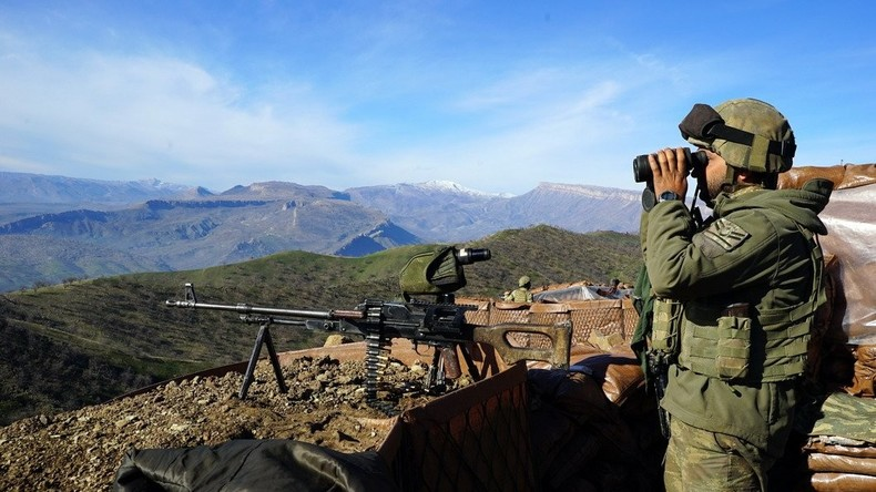 """Interview: """"Endziel der türkischen Offensive im Nordirak ist endgültige Zerschlagung von PKK"""""""