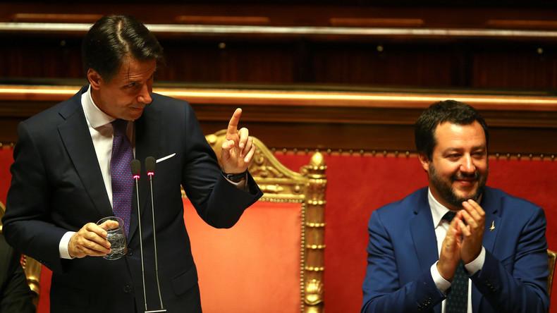 """Streit wegen des Rettungsschiffs """"Aquarius"""": Italien bestellt französischen Botschafter ein"""