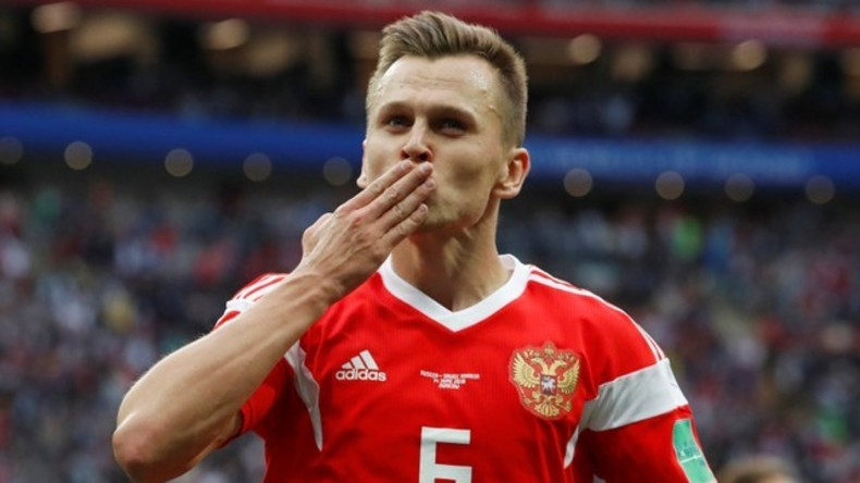WM-Eröffnungsspiel: Russland siegt 5:0 gegen Saudi-Arabien