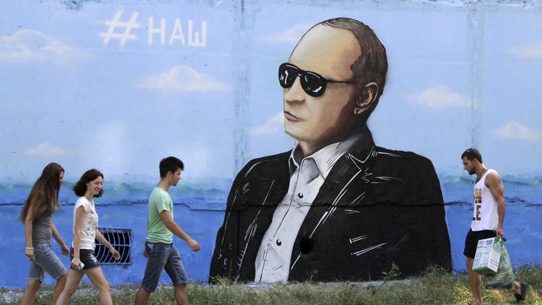 Medienbericht: Trump sagt, die Krim sei russisch, weil jeder dort Russisch spricht