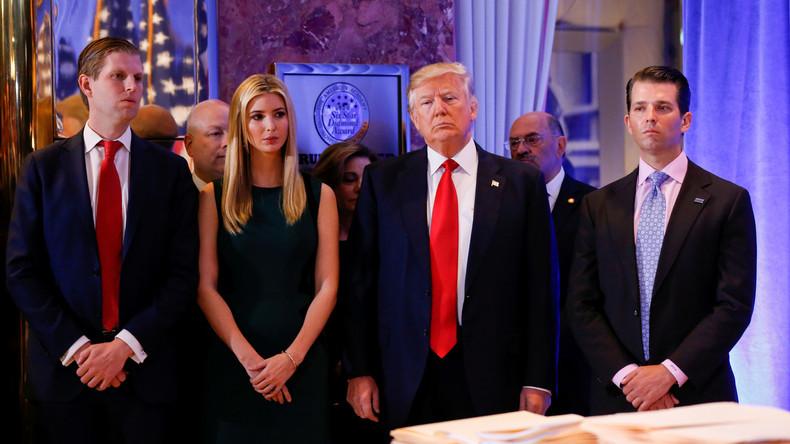 Stiftungsgelder veruntreut? Justiz verklagt Trump auf 2,8 Millionen Dollar