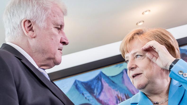 Asylstreit: Zerreißprobe für Union und Koalition