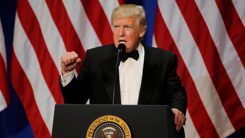 US-Zölle gegen China - China droht den USA mit Vergeltungsmassnahmen