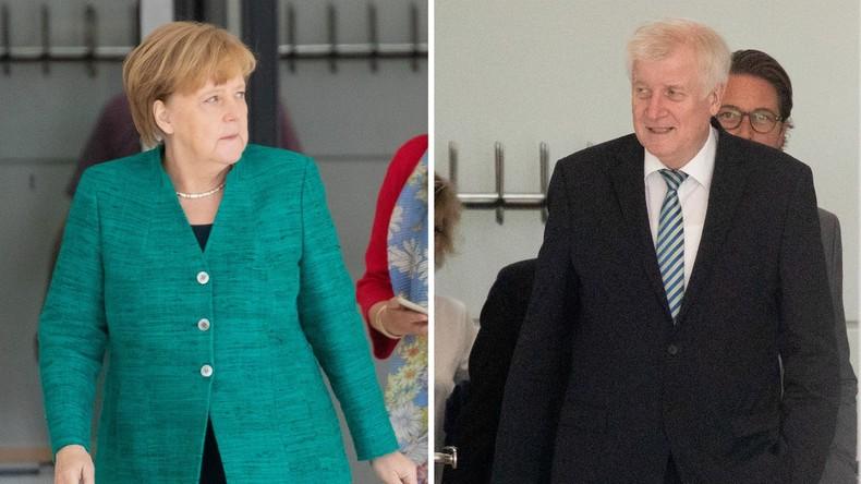 Polit-Beben: CSU will Berichten zufolge Unionsbündnis mit CDU aufkündigen