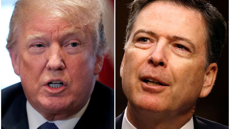 Wollte FBI putschen? Abschlussbericht zu Ex-FBI ChefComey fördert brisantes Material zutage