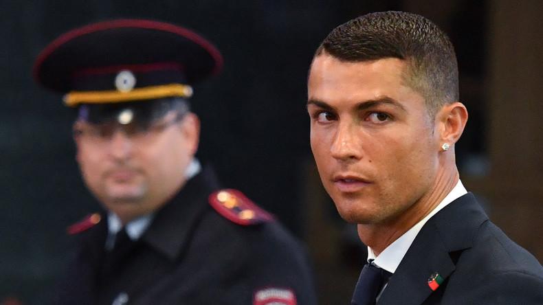 Spanische Justiz: Cristiano Ronaldo wegen Steuerbetrug zu zwei Jahren Haft auf Bewährung verurteilt