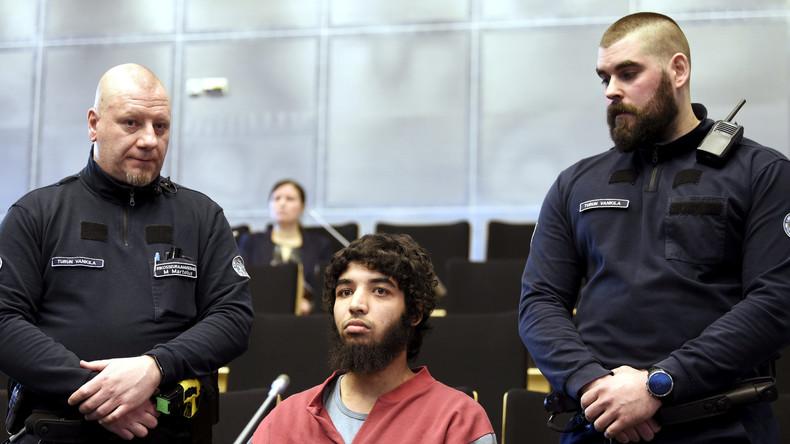 """""""Krieg gegen Frauen"""": Messerstecher von Turku muss lebenslang ins Gefängnis"""