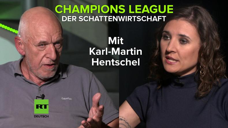 Champions League der Schattenfinanzen: Deutschland auf Platz 7 (Video)