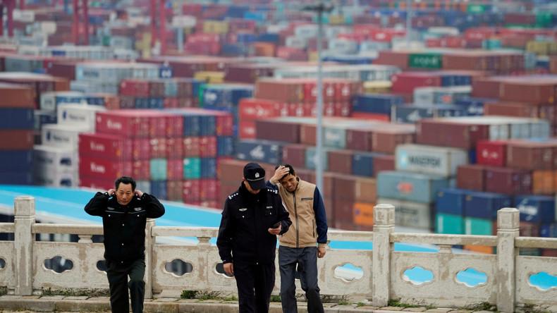Handelskrieg: US-Präsident Trump gibt neue Zölle gegen China bekannt