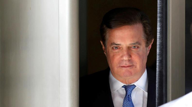 Trumps Ex-Wahlkampfberater Manafort muss in U-Haft