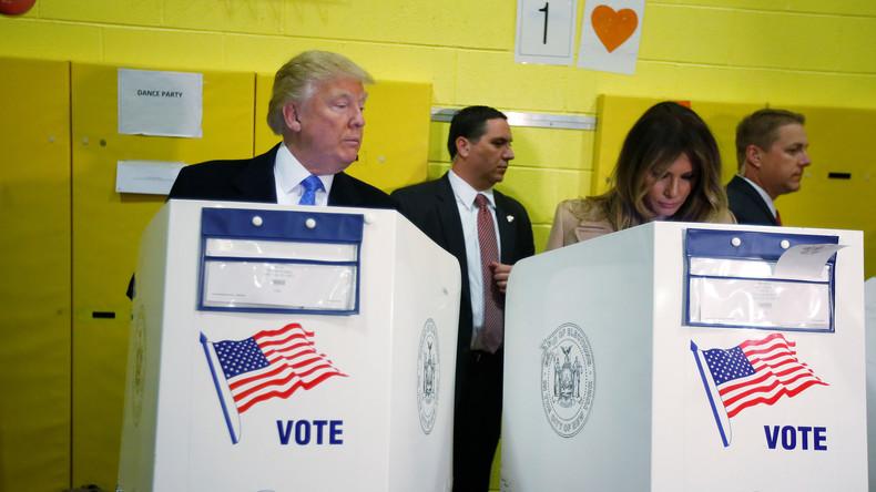 Angst vor der Wahrheit? Angebliche Beweise für russische Wahleinmischung in USA unter Verschluss