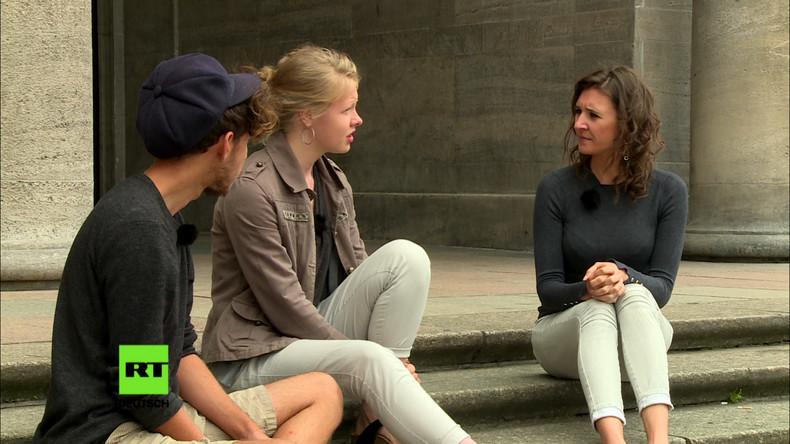 """Demokratische Stimme der Jugend: """"Wir fordern einen Jugendrat"""" (Video)"""