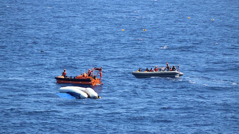IOM: Migranten von US-Schiff dürfen nach Italien