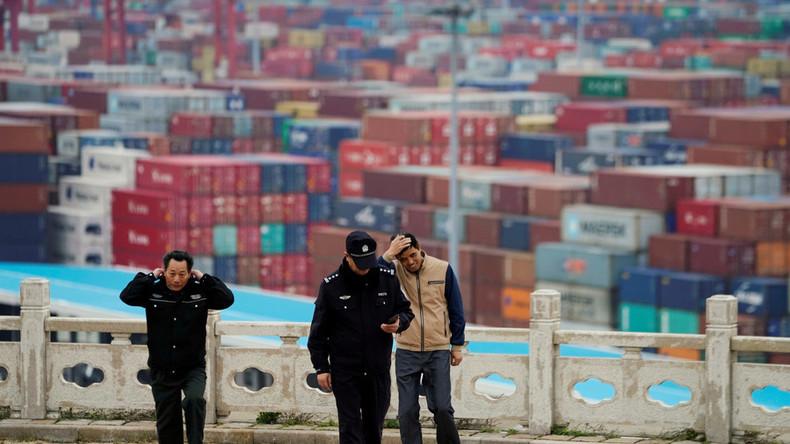 Handelskrieg: Peking schlägt mit 25-Prozent-Zoll auf US-Produkte zurück