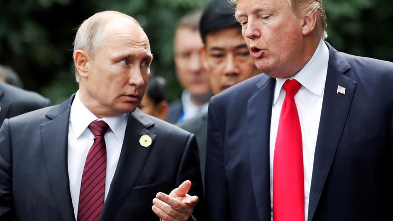 """""""Winkt Putin mit dem Zaunpfahl, sollte der Westen hinsehen"""" – Teilung Syriens gegen Krim-Anerkennung"""