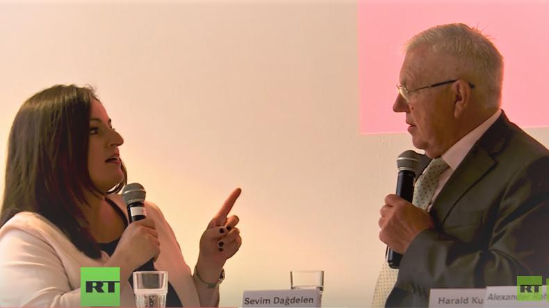 Nein zur NATO? DIE LINKE diskutiert mit Harald Kujat über deutschen NATO-Austritt (Video)