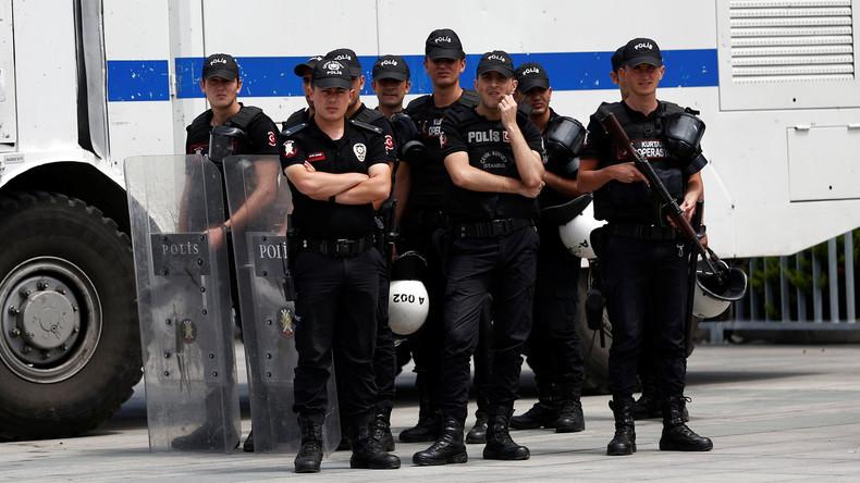 Türkische Polizei nimmt nach tödlicher Schießerei zwischen HDP- und AKP-Anhängern 19 Menschen fest