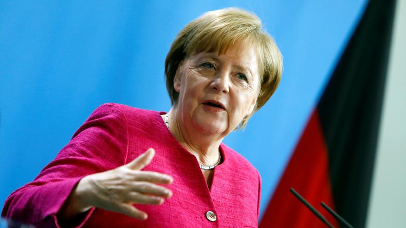 Angela Merkel beharrt im Streit um Asylpolitik auf europäischer Lösung