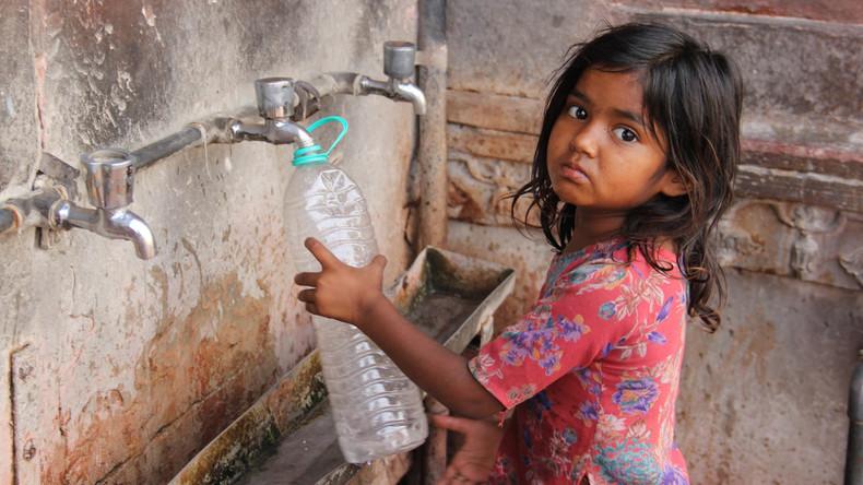 600 Millionen Inder leiden unter Wasserknappheit