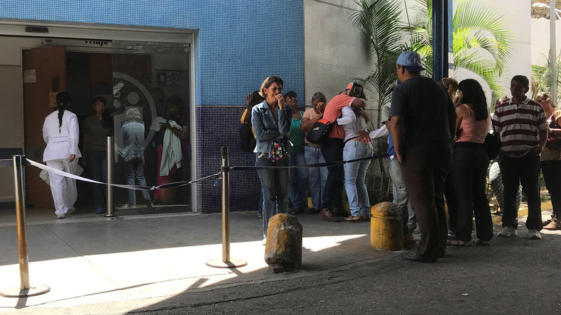 Mindestens 17 Tote bei Massenpanik in Venezuela