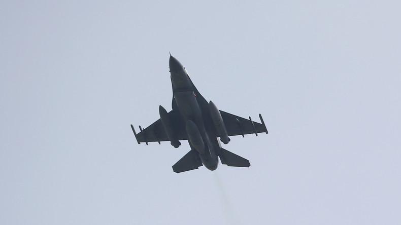 Türkische Luftwaffe bombardiert erneut PKK-Stellungen im Nordirak
