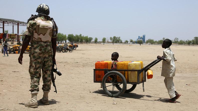 Mindestens 31 Menschen sterben bei zwei Selbstmordattacken in Nigeria