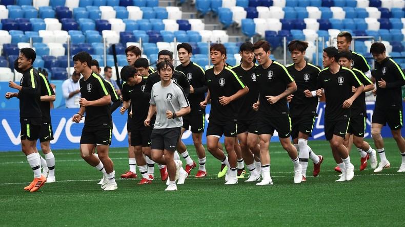 Unkenntlichkeit als Vorteil: Fußballer aus Südkorea wechseln Rückennummern, um Rivalen zu verwirren