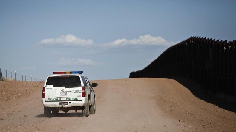 Verfolgungsjagd nach illegalem Grenzüberschritt in Texas: Mindestens fünf Tote
