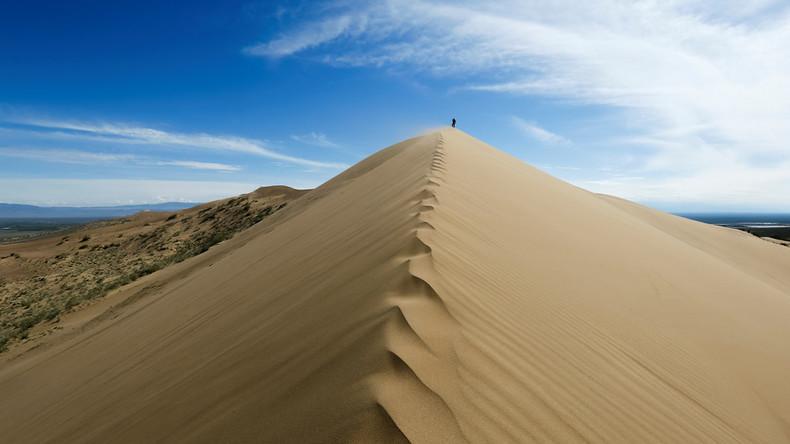 Experte: Sand wird wegen Knappheit zum begehrten Gut auf dem Schwarzmarkt