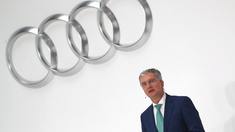 Abgas-Affäre Audi Chef Stadler festgenommen