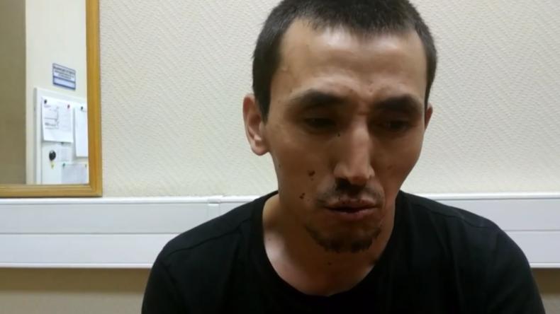 Moskau: Taxifahrer erklärt, warum er in Menschenmenge raste