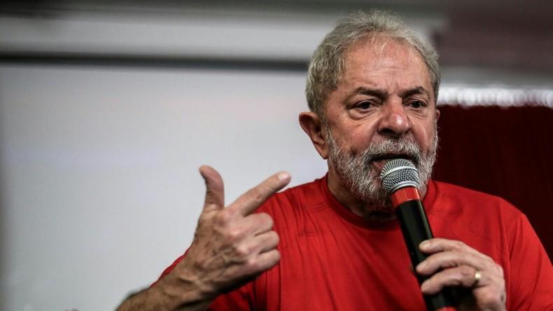 Brasilianischer Ex-Präsident Lula da Silva wird WM-Kommentator – direkt aus der Gefängniszelle