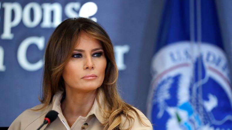 Melania Trump gegen Familientrennung bei Migranten
