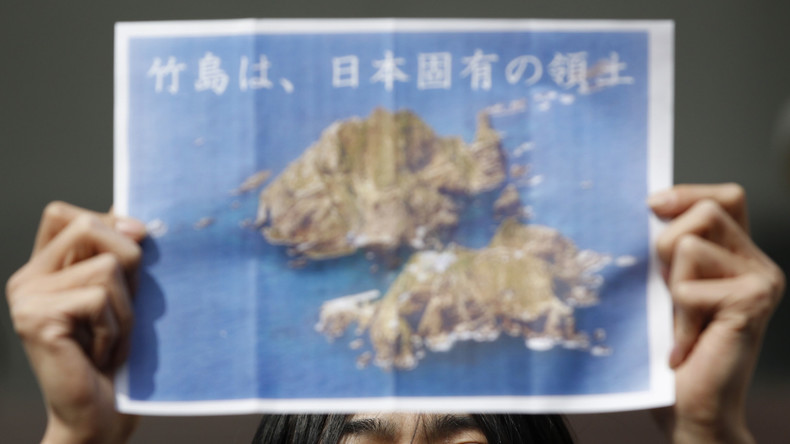 Gegen japanische Invasion: Südkorea übt die Verteidigung umstrittener Inseln