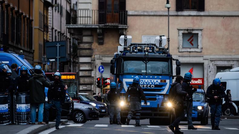Über 100 mutmaßliche Mafia-Mitglieder in Italien festgenommen