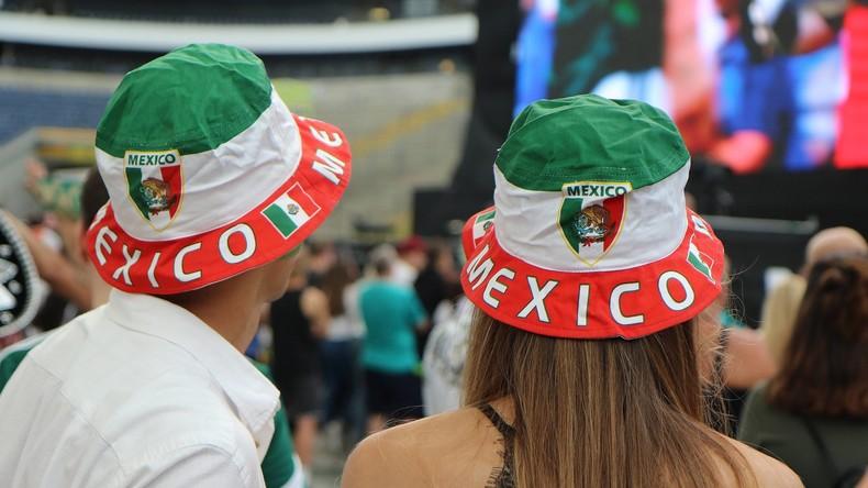 FIFA leitet Verfahren gegen Mexiko wegen homophober Rufe ein