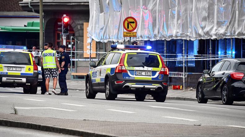 Schießerei im schwedischen Malmö - zwei Tote und vier Verletzte