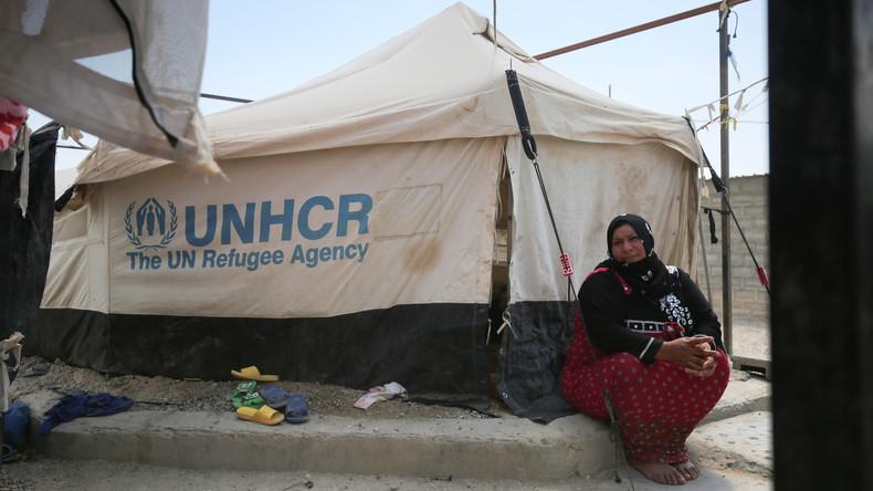 UNHCR markiert mit 68,5 Millionen Vertriebenen weltweit neuen Flüchtlingsrekord