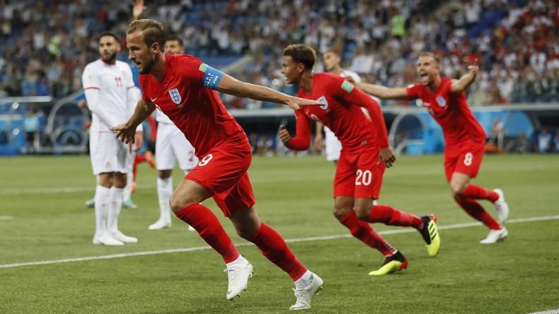Spiel England-Tunesien beinahe durch Mücken vereitelt - dennoch 2:1