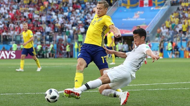 Südkoreas WM-Trainer überlistet schwedischen Fußball-Spion