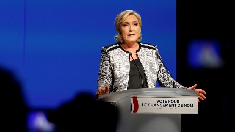 EU-Gericht: Marine Le Pen muss 300.000 Euro zurückzahlen