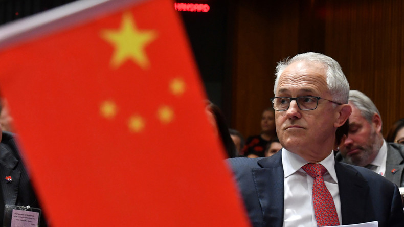 "Einflussagenten-Gesetz: Botschafter Pekings in Australien beklagt ""Mentalität des Kalten Krieges"""
